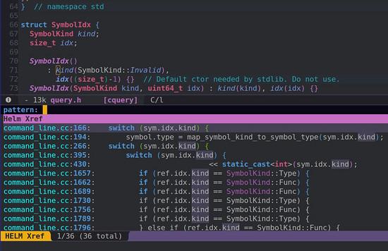 使用cquery:C++ language server - ITW01