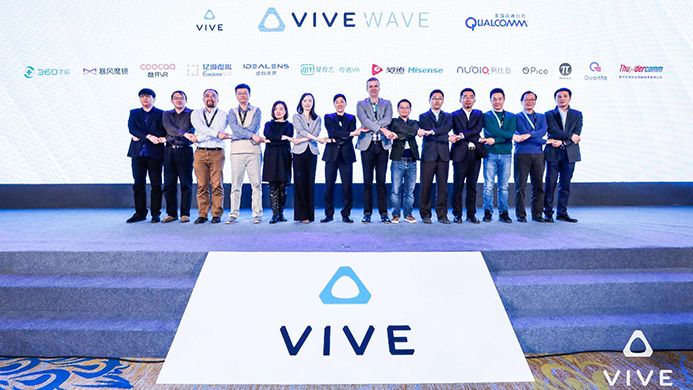 VIVE開發者峰會圓滿召開HTC釋出VIVE WAVE VR開放平臺- ITW01