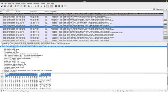 又一款抓包分析軟體wireshark - ITW01