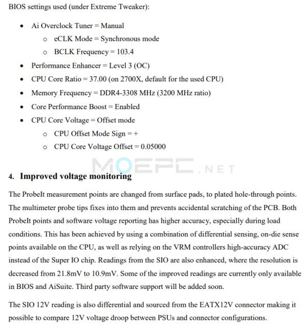 華碩ASUS ROG Crosshair VII Hero(C7H, X470)改進要點- ITW01