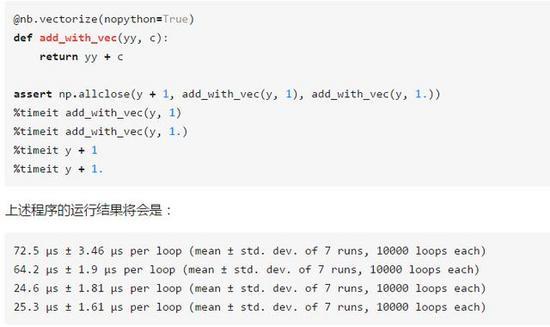 Python中的numba的基本應用!讓你的Python快一萬倍! - ITW01