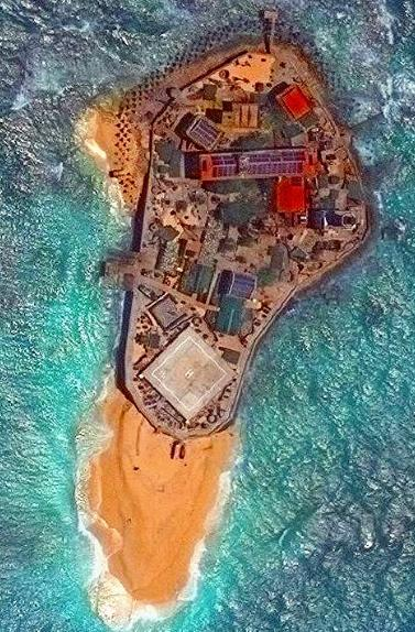安波沙洲 - Amboyna Cay - Japan...