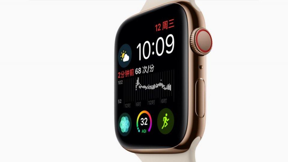 apple watch 4 價格