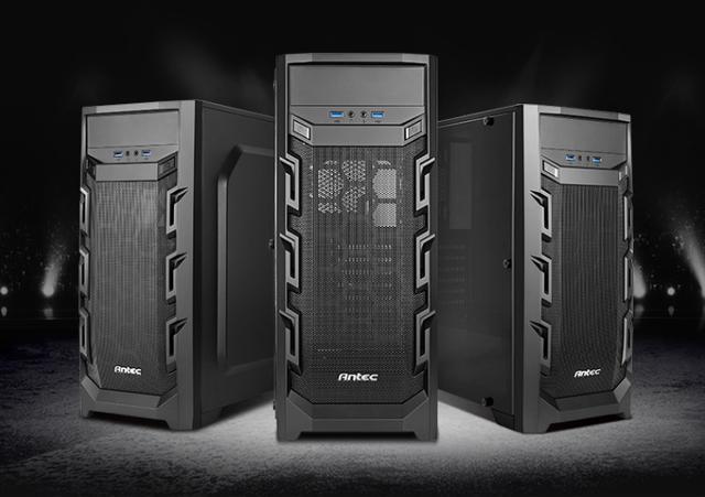 入门级游戏机箱新选择!安钛克新款GX202中塔侧透电脑机箱初体验!