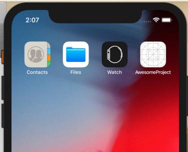 react native 的初次嘗試之環境搭建Mac ios - ITW01